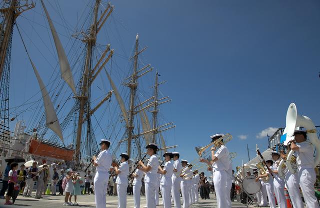長崎帆船祭り 2010 Ⅲ_e0102255_16494455.jpg