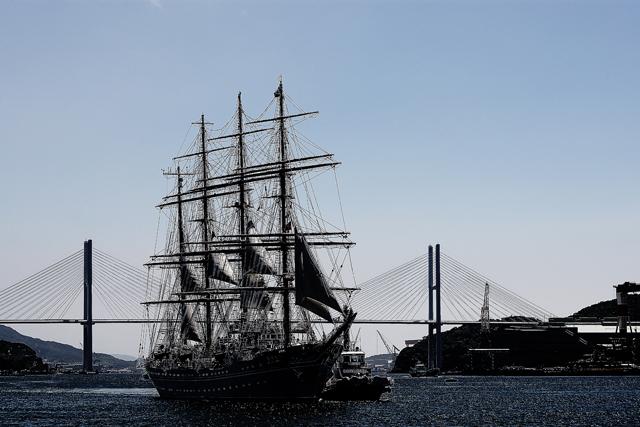 長崎帆船祭り 2010 Ⅲ_e0102255_1649612.jpg