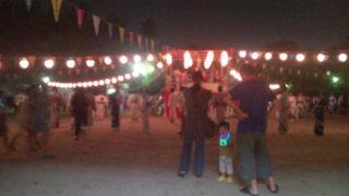 盆踊り×Twitter_b0157157_10375562.jpg