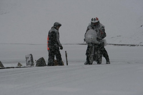 Grossglocker Trophy 2010 --The reason for the cancellation--_f0164058_685224.jpg