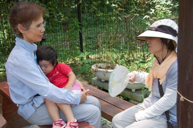 「夏休み工作」…竹かざぐるま&かたつむりを作ろう!!_c0108460_149526.jpg