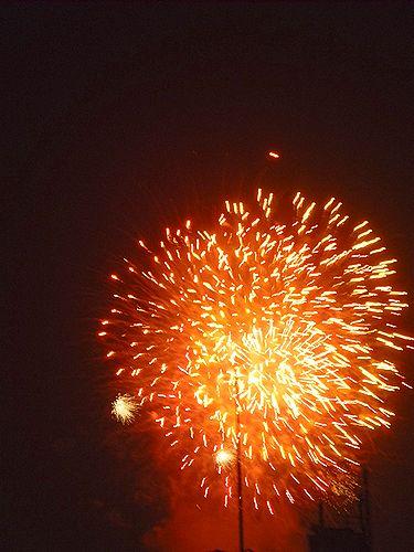 第33回 隅田川花火大会@ホームパーティ。..。.゚。*・。♡ _a0053662_18224165.jpg