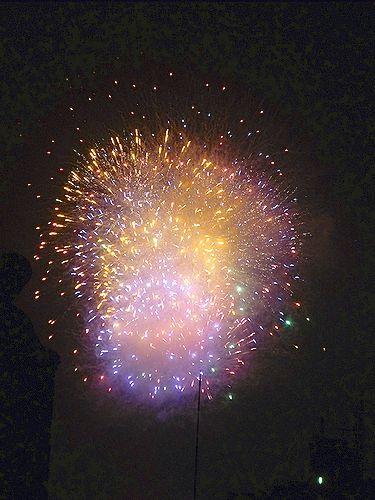 第35回 隅田川花火大会@ホームパーティ。..。.゚。*・。♡ _a0053662_19115849.jpg
