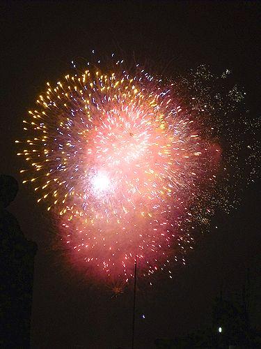 第35回 隅田川花火大会@ホームパーティ。..。.゚。*・。♡ _a0053662_191223100.jpg