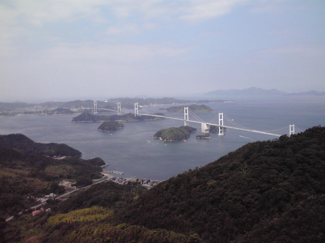 亀老山展望台(大島)@しまなみ街道_b0051666_10213157.jpg