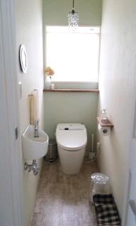【一階トイレ】_f0173771_2024912.jpg