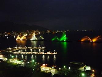 福岡から静岡へ!その6。琵琶湖の夜景。_e0188087_2011874.jpg