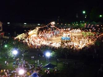 福岡から静岡へ!その6。琵琶湖の夜景。_e0188087_2031188.jpg