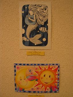 第14回 POST CARD 300人展  開催中 ・ 2_e0134502_23214355.jpg