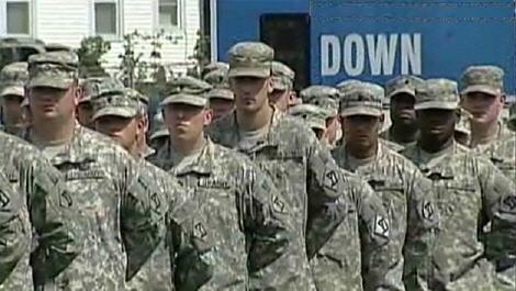 アフガニスタン出兵 : 素顔の私
