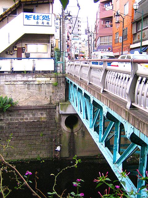 古川(渋谷川)白金三光町支流・再訪_c0163001_23331754.jpg