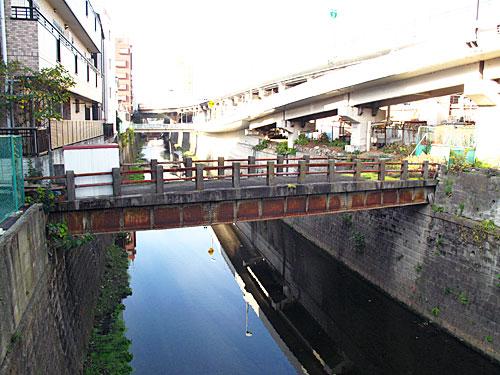 古川(渋谷川)白金三光町支流・再訪_c0163001_23333027.jpg