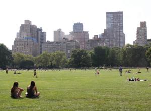 夏のセントラルパーク風景_b0007805_0292029.jpg