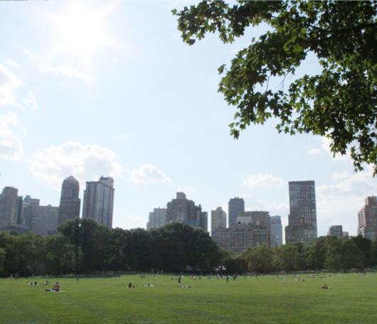 夏のセントラルパーク風景_b0007805_029268.jpg