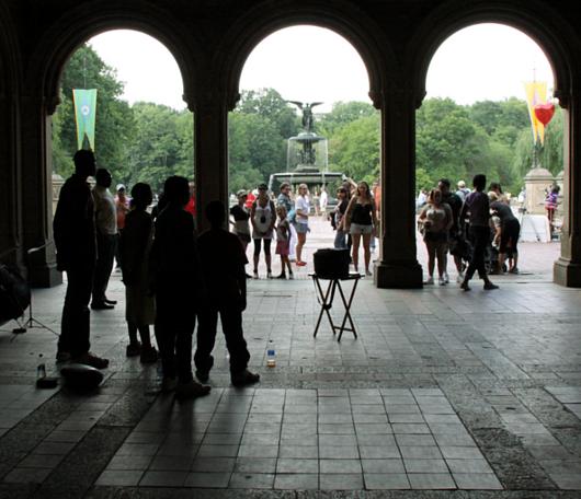 夏のセントラルパーク風景_b0007805_056257.jpg