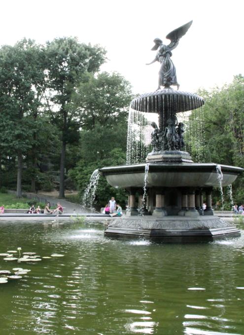 夏のセントラルパーク風景_b0007805_12314.jpg