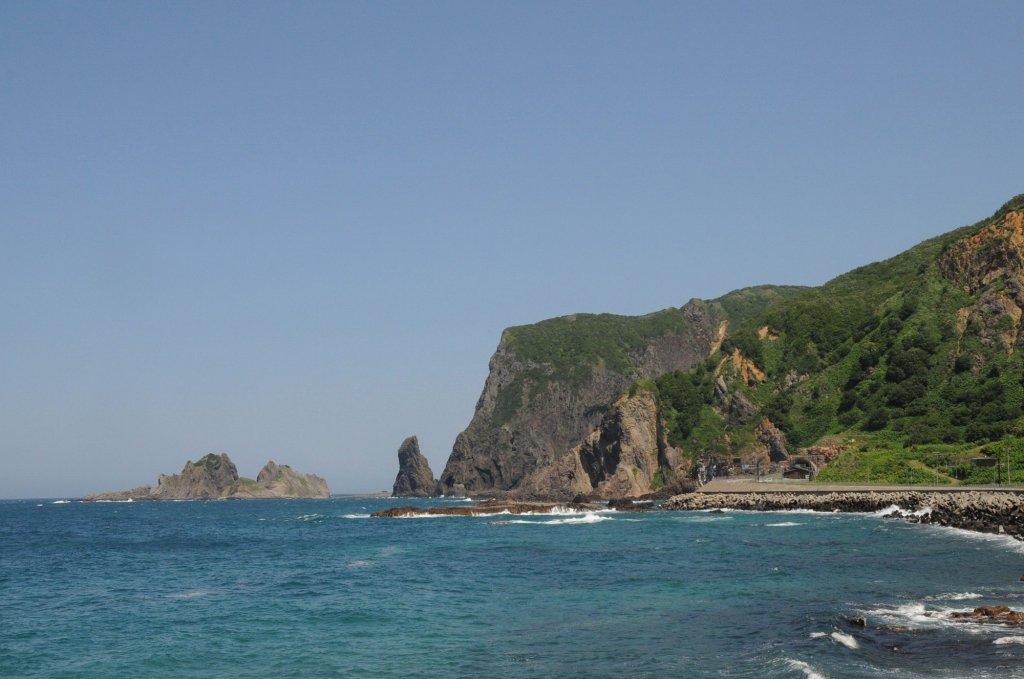 北海道の旅3:「積丹半島では勿論うに丼」_a0148206_16574656.jpg