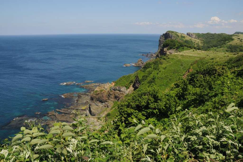 北海道の旅3:「積丹半島では勿論うに丼」_a0148206_1731890.jpg