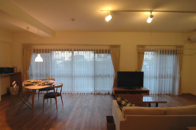 Oさんのマンション訪問_d0031378_7294087.jpg