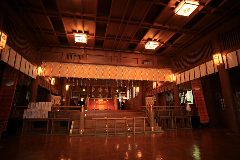 北海道神宮 参拝_a0160581_2031383.jpg