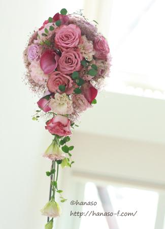 大人ピンクのキャスケード_c0198981_2332071.jpg