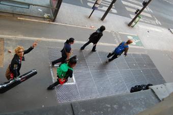 ANIPUNK in PARIS 〜6日目-1〜_a0097901_14451746.jpg
