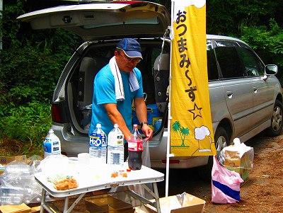奥武蔵ウルトラマラソン応援_a0036808_2333242.jpg