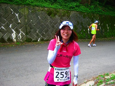奥武蔵ウルトラマラソン応援_a0036808_2365538.jpg