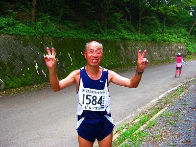 奥武蔵ウルトラマラソン応援_a0036808_2371729.jpg