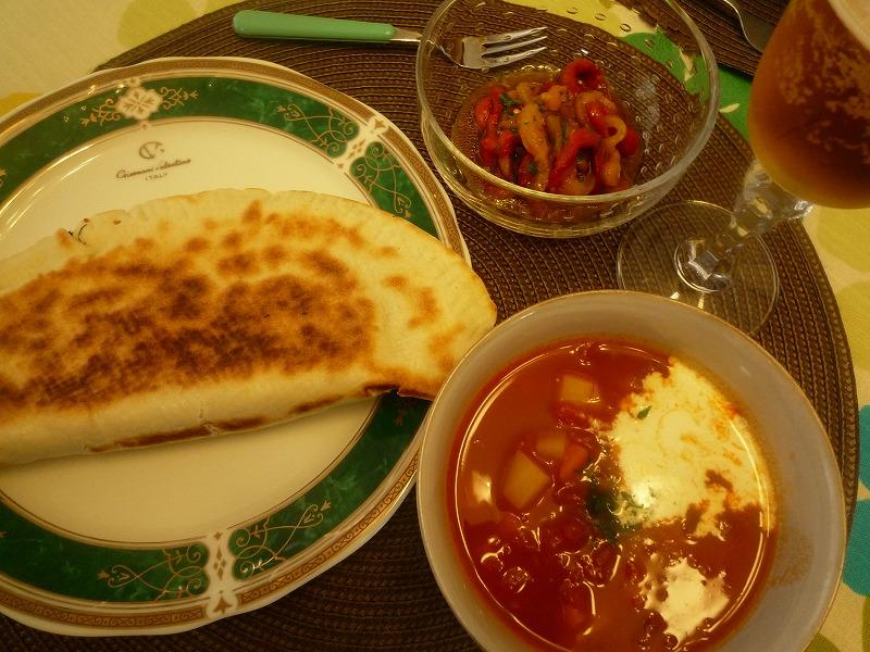 真夏のイタリア料理教室①_f0229521_1740855.jpg