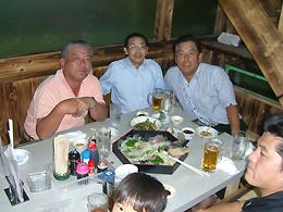 愛媛松山の猛暑を楽しさで吹っ飛ばしました_c0186691_234866.jpg