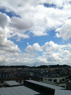 たまには空を見上げてみませんか?_f0237698_11105890.jpg