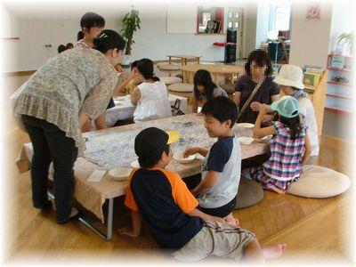 親子で楽しむアクセサリー作り♪_c0218303_1553555.jpg