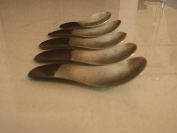 南沢奈津子さんから届いた真鍮のお皿や茶托_b0132442_18143512.jpg