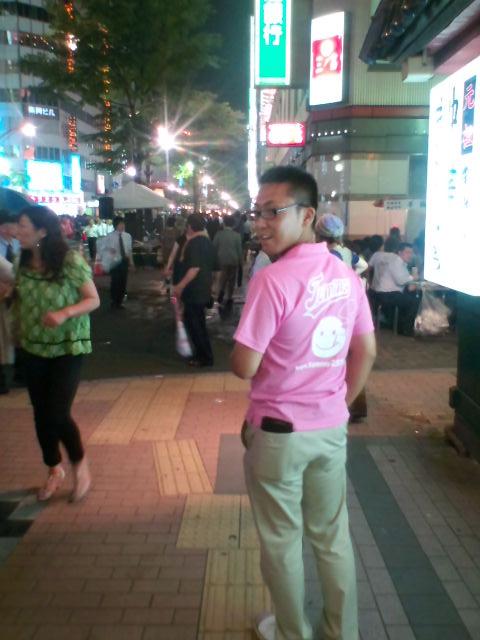 店長のニコニコブログ!みんなですすきの祭り☆_b0127002_2036840.jpg