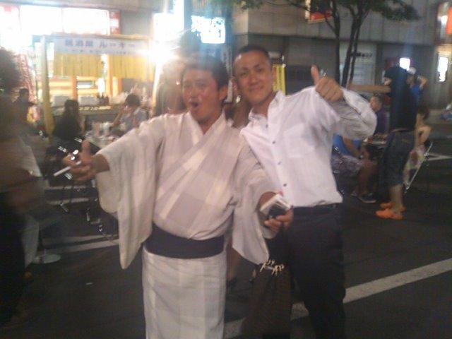 店長のニコニコブログ!みんなですすきの祭り☆_b0127002_2037391.jpg