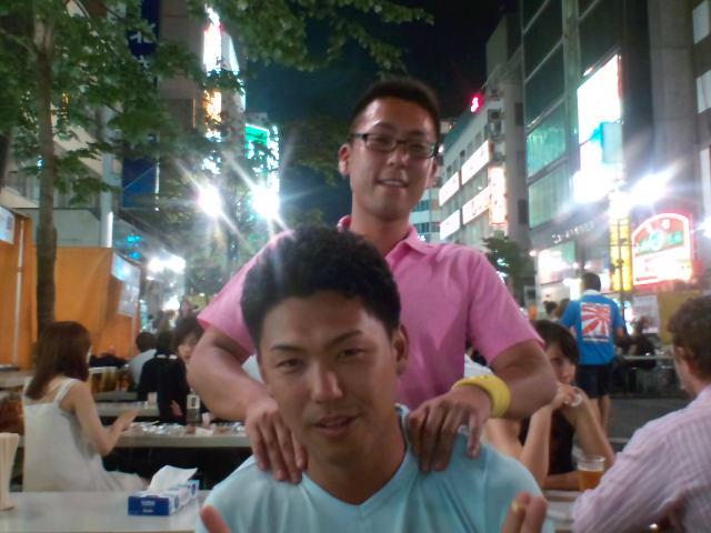 店長のニコニコブログ!みんなですすきの祭り☆_b0127002_20571514.jpg