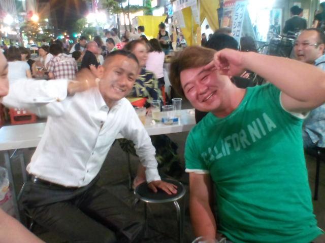 店長のニコニコブログ!みんなですすきの祭り☆_b0127002_20595037.jpg