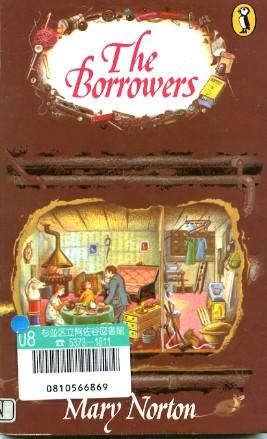 The Borrowers('52)/床下の小人たち('69)_a0116217_15102286.jpg