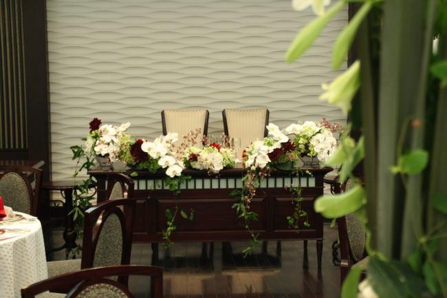 新郎新婦様からのメール 和の装花 目黒雅叙園様へ_a0042928_143927.jpg