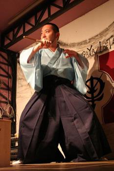 西暦2010年9月26日、ガンダム講談、新宿に見参!_e0025035_15164840.jpg