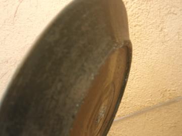 吉岡萬理さん 鉄彩のうつわ、刷毛目の碗_b0132442_16132154.jpg