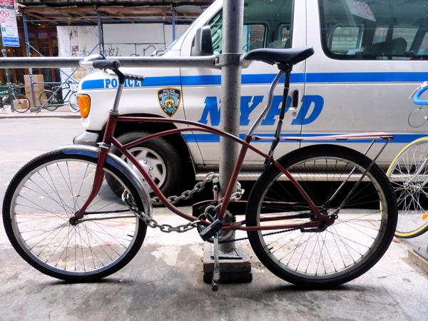 Love,and Funny Bike!in NYC_f0170995_2341534.jpg