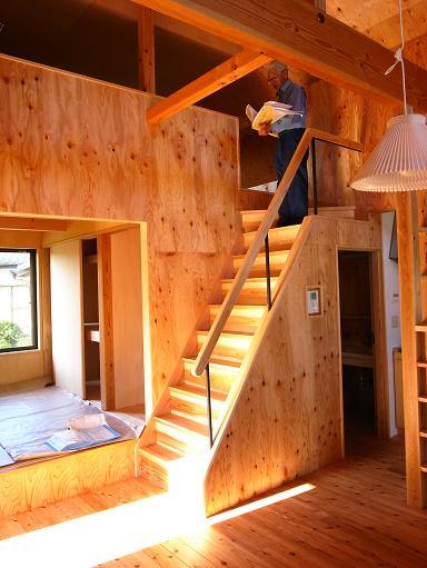 OTさんの家 完成(1) 2010/8/7_a0039934_1836885.jpg