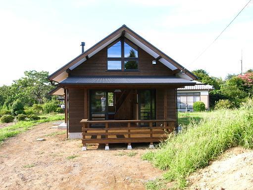 OTさんの家 完成(1) 2010/8/7_a0039934_18374682.jpg