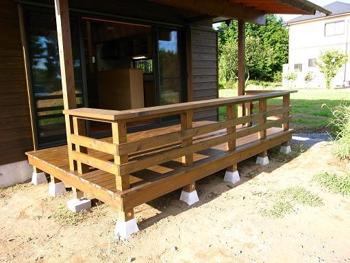 OTさんの家 完成(1) 2010/8/7_a0039934_1839225.jpg