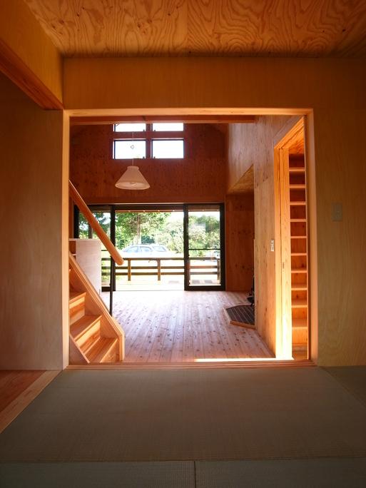 OTさんの家 完成(1) 2010/8/7_a0039934_18435727.jpg