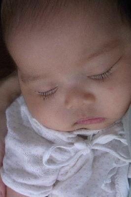 寝顔はかわいい。_f0082141_15272986.jpg