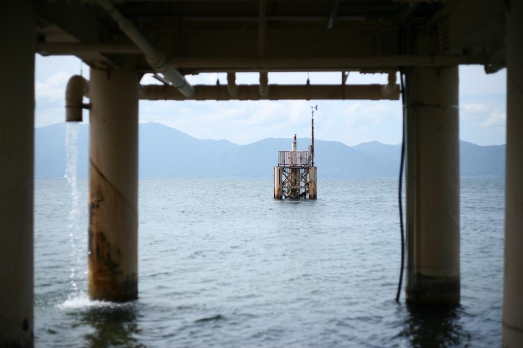 琵琶湖 沖島 に遊ぶ。①_b0155395_23235470.jpg