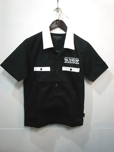 BOWLING shirt その3_a0097901_18112879.jpg